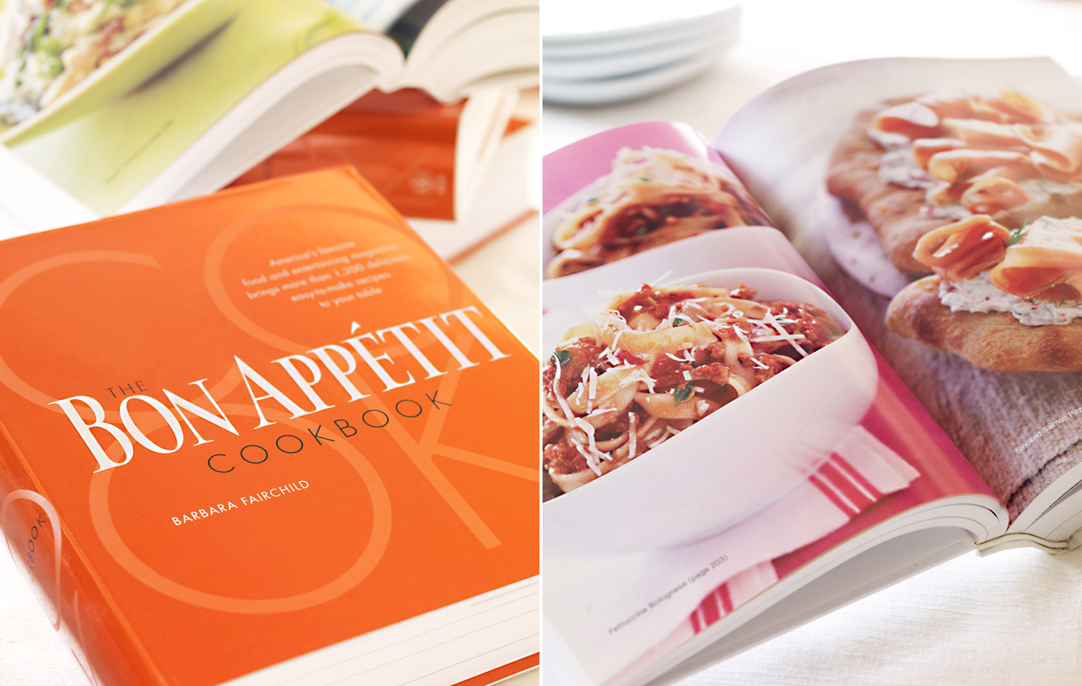 Bon Appetit Cookbook