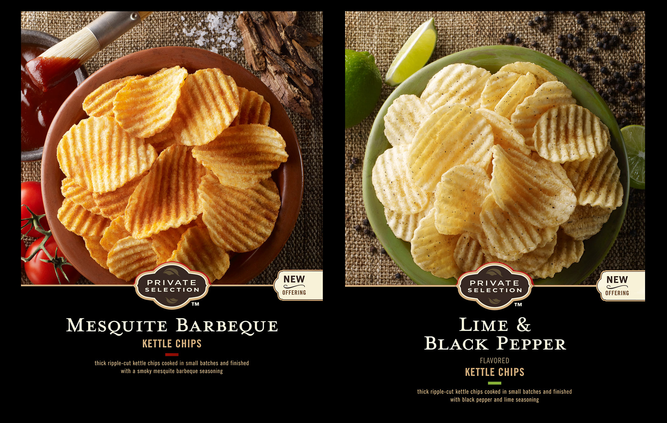Private Selection Chips
